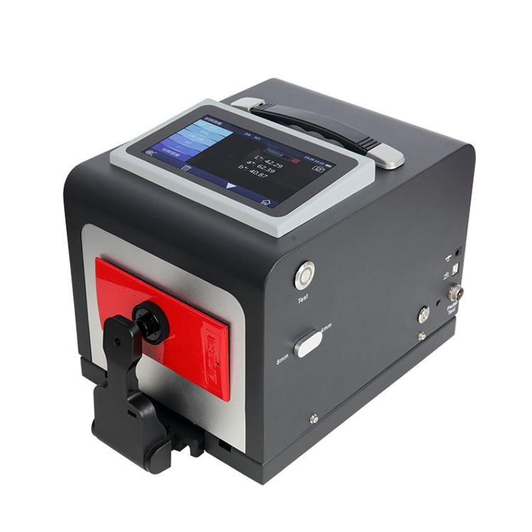 三恩时TS8210便携台式分光测色仪