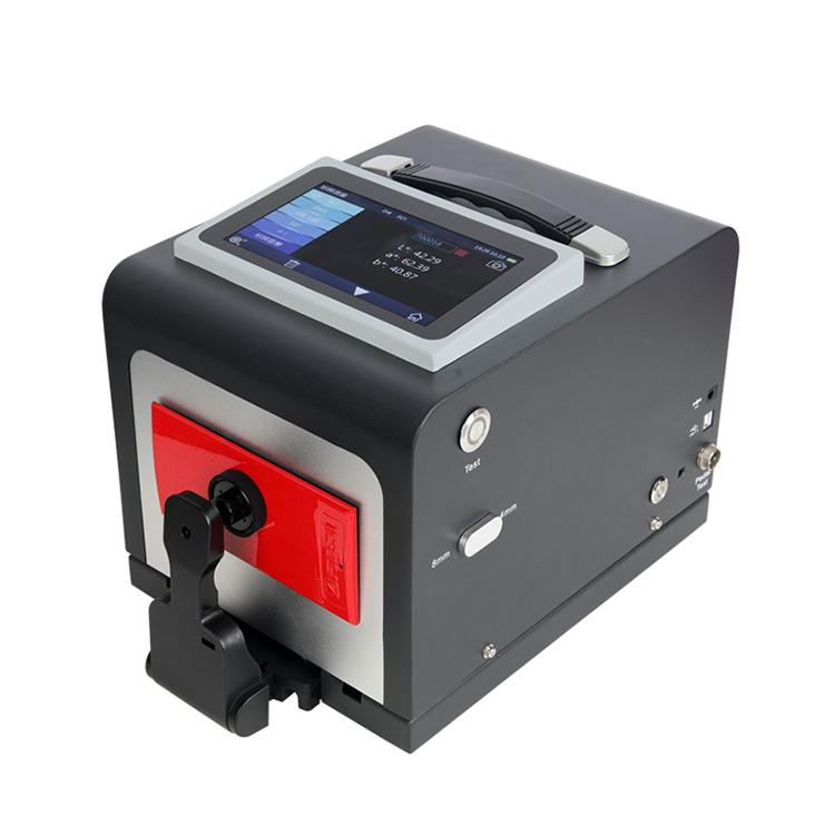 三恩时TS8280便携台式分光测色仪