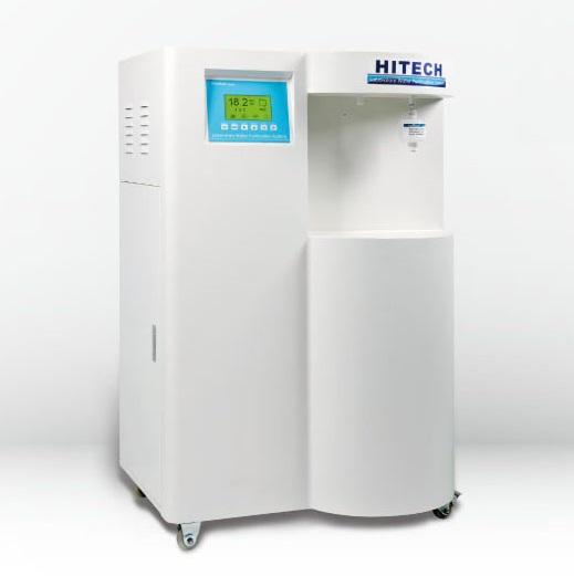 上海和泰Medium touch-RS40UVF双级反渗透超纯水机